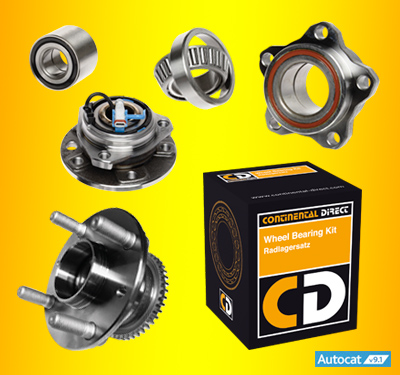 CD Wheel bearings
